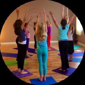 pre-teen yoga